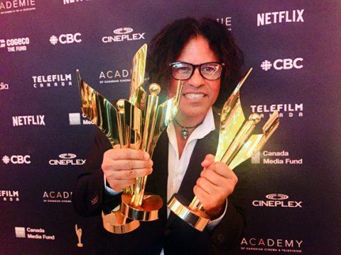 Rumble wins 3 awards at the Canadian Screen Awards